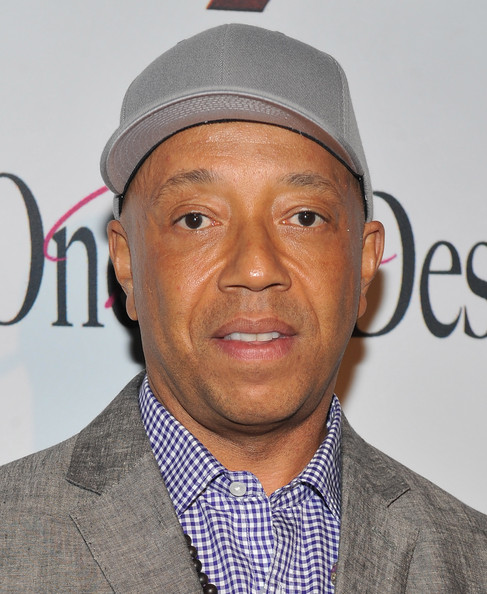 Russell Simmons attends 'An Evening Under The Stars' benefiting The L.A. Gay & Lesbian Center at a private residency on October 19, 2013 in Los Angeles