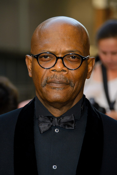 Samuel L. Jackson at the GQ Men of the Year Awards 2013 at the Royal Opera House in London