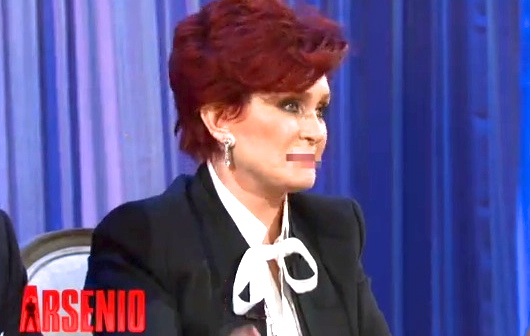 "Sharon Osbourne on ""The Arsenio Hall Show"""