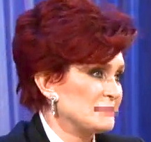 sharon osbourne arsenio