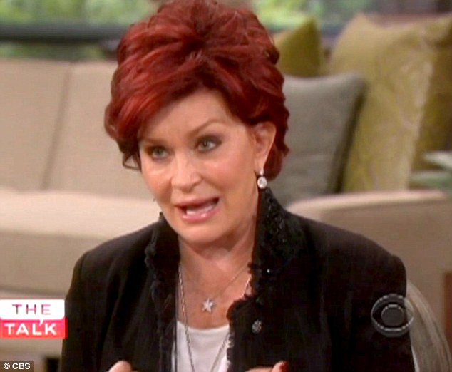"Sharon Osbourne addresses her ""View"" comments on ""The Talk"" (Nov. 7, 2013)"