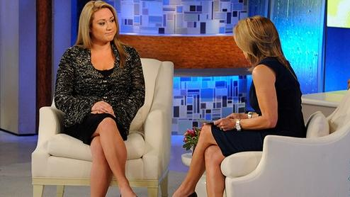 shellie zimmerman & katie couric