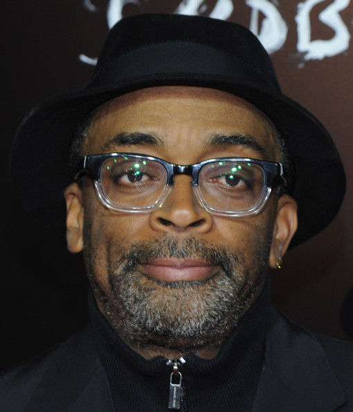 Director Spike Lee attends the screening of 'Oldboy' hosted by FilmDistrict and Complex Media with the Cinema Society and Grey Goose at AMC Lincoln Square Theater on November 11, 2013 in New York City