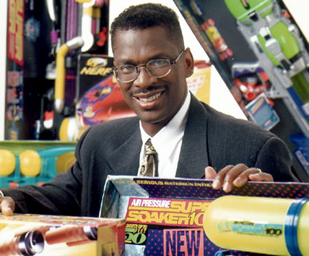 Lonnie Johnson, Founder of Super Soaker