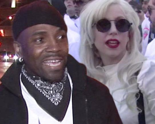 teddy riley& lady gaga