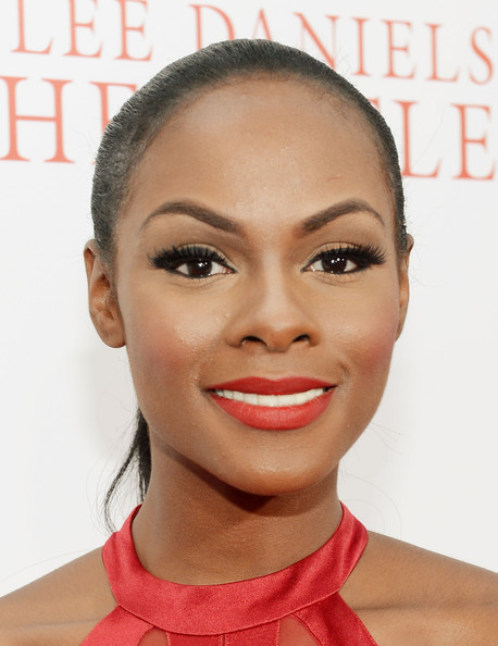 Tika Sumpter attends Lee Daniels' 'The Butler' New York premiere, hosted by TWC, DeLeon Tequila and Samsung Galaxy on August 5, 2013 in New York City