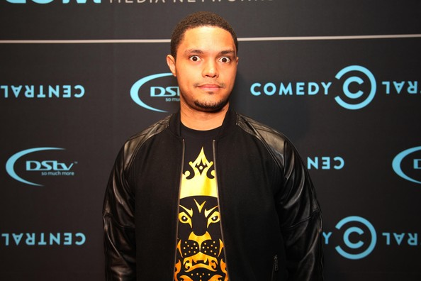 Trevor Noah attends the Comedy Central Roast of Steve Hofmeyer at the Lyric Theatre, Gold Reef City on September 11, 2012 in Johannesburg, South Africa