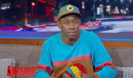 tyler the creator (arsenio)