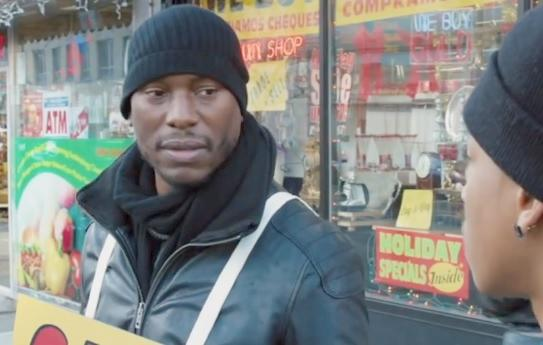 tyrese - black nativity