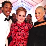 Wiz Khalifa to Work With Adele Thanks to Amber's Pregnancy