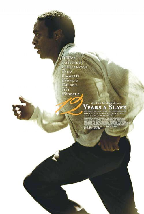 12 years a slave (american poster)