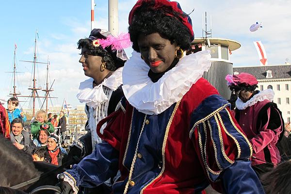 Netherlands Character Black-Pete