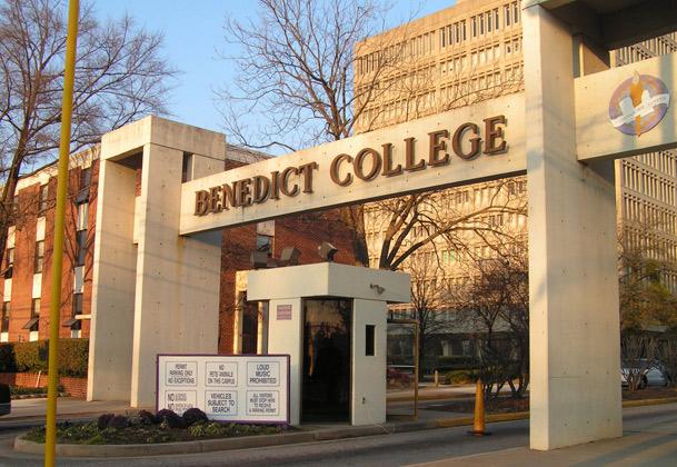 Col_Benedict_college_entr