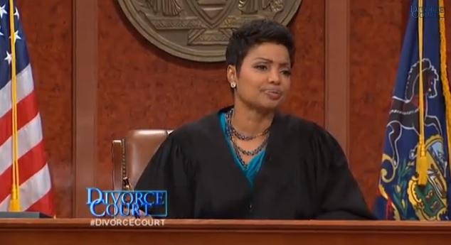 Divorce Court, Judge Lynn Toler