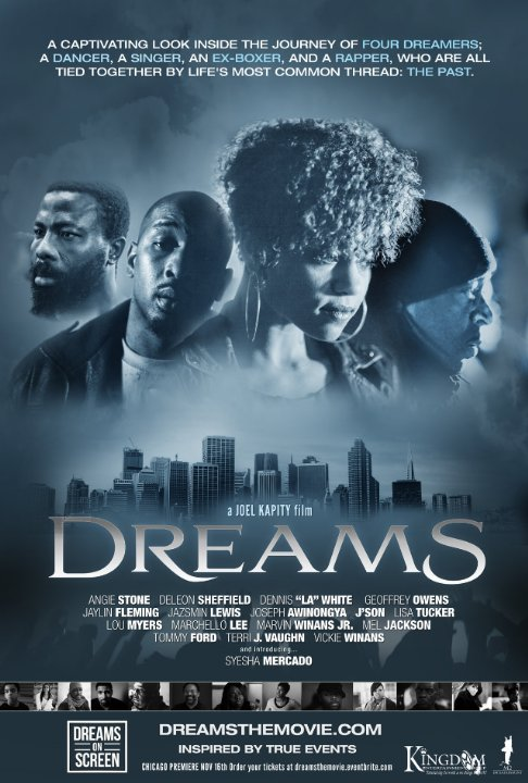 DREAMS movie poster