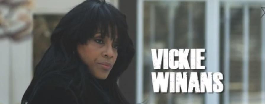 "Vickie Winans in film ""DREAMS"""