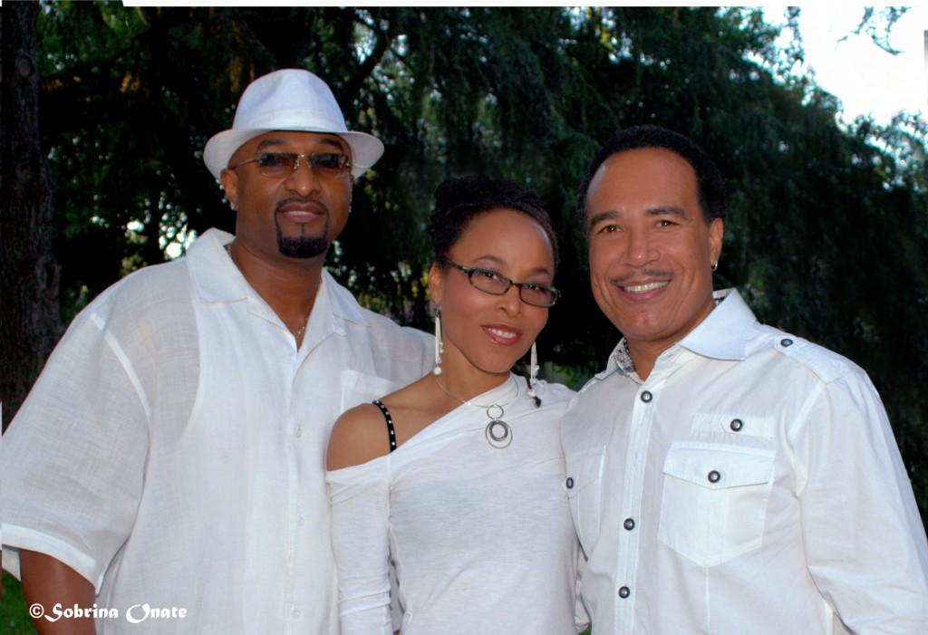 Club Nouveau 2013: Samuelle Prater, Valerie Watson, Jay King