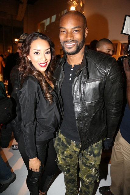 Gloria Govan of Basketball Wives LA and Tyson Beckford