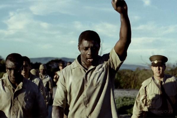"Idris Elba in ""Mandela: Long Walk to Freedom"""