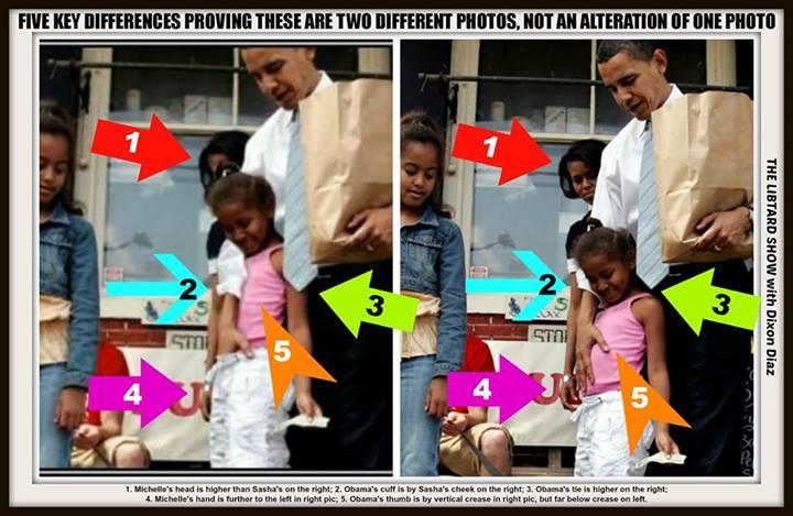 Obama fake photo