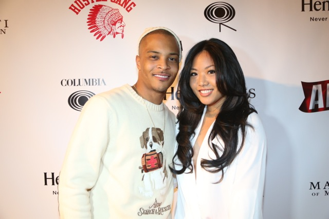 T.I. and artist and Book of Kings feature Sue Tsai
