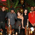 Friday Snaps: Trey Songz and Fabolous Celebrate Birthday With Private Dinner