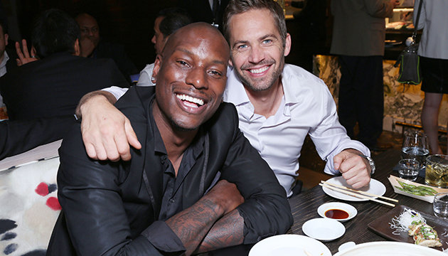 Tyrese and Paul