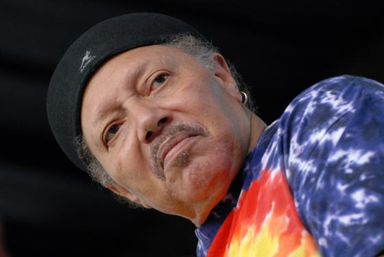 Keyboardist-singer Art Neville of the Neville Brothers is 76