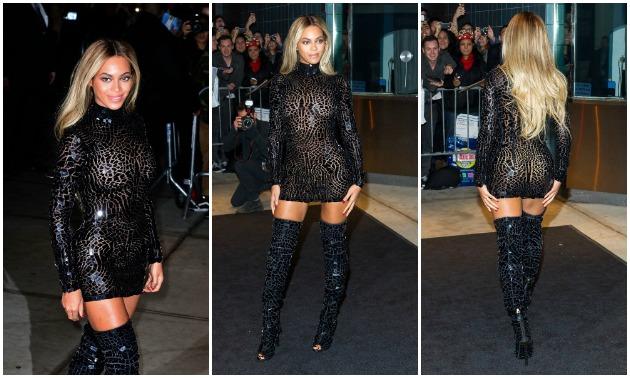 Beyonce Tom Ford Dress