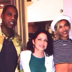 Beyonce, Jay Z End 22-Day Vegan Challenge with Seafood Meal…and Gloria Estefan