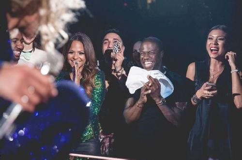 beyonce kevin hart 4