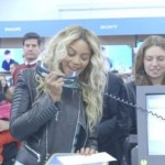 Attention WalMart Shoppers, Beyoncé is in the House! – Queen Bey Stops by with Gift Certificates