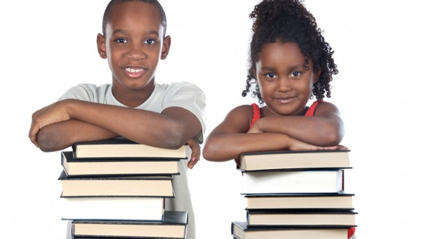 black children (ashey elbows)