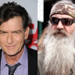 Charlie Sheen Gives Phil Robertson 'A MaSheen Style Beatdown' on Twitter