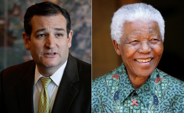 cruz and mandela