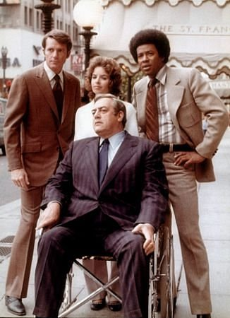Don Mitchell in the cast of Ironside