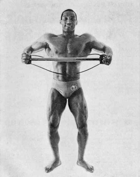 earl maynard (bullworker excerciser)