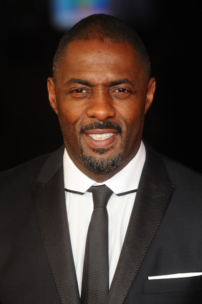 Idris Elba attends the Royal film performance of 'Mandela: Long Walk to Freedom' on December 5, 2013 in London, United Kingdom
