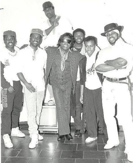 james brown & full force