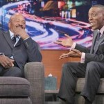 Jim Brown Gives Pres. Obama a 'C' Grade and Calls Out Kobe on Arsenio (Watch)