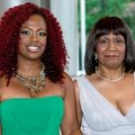 Mama Joyce Back in Daughter Kandi Burruss' Good Graces (Watch)