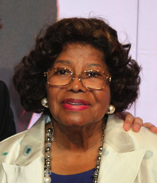 Katherine Jackson at the world premiere of 'Michael Jackson ONE by Cirque du Soleil' at Mandalay Bay Hotel & Casino in Las Vegas. (June 29, 2013)