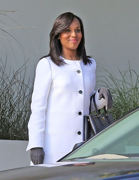Actress Kerry Washington films
