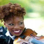 Black. Beautiful. Violinist. Kersten Stevens Release Album To Sold Out Crowd (Watch)