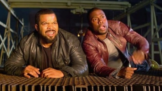 kevin hart, ice cube, new movie ride along