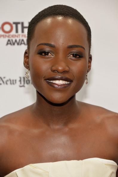 Actress Lupita Nyong'o attends IFP's 23nd Annual Gotham Independent Film Awards at Cipriani Wall Street on December 2, 2013 in New York City