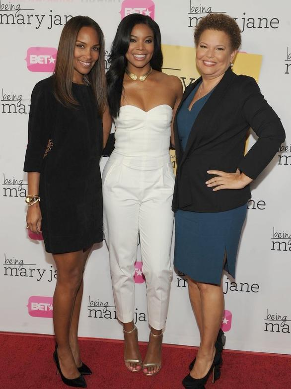 mara brock akil gabrielle union debra lee