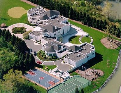 Michael Jordan's Chicago Home