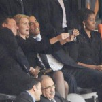 Obama Selfie Photographer: You Got Michelle's Look All Wrong