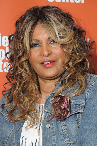 "Actress Pam Grier attends ""Foxy, The Complete Pam Grier"" Film Series at Walter Reade Theater on March 15, 2013 in New York City"